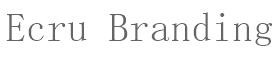 Ecru Branding おうちサロンのブランディングとWeb制作